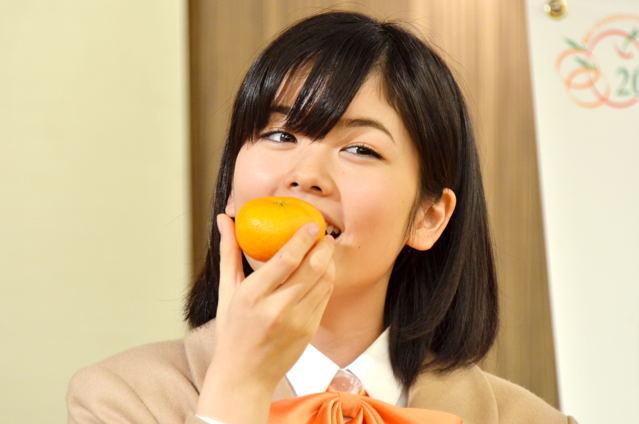 全国柑橘消費拡大協議会(事務局:日園連)は、イメージキャラクター(タレント)を使用した広報活動の一環として、本年度より『小芝風花さん(オスカープロモーション
